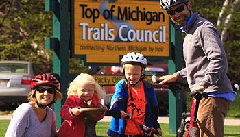 Trails Council News Northern Michigan Trail Update