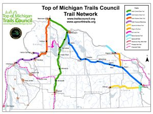 Trails Council Network Map