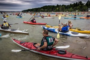 Indian River Kayak Bike Biathlon
