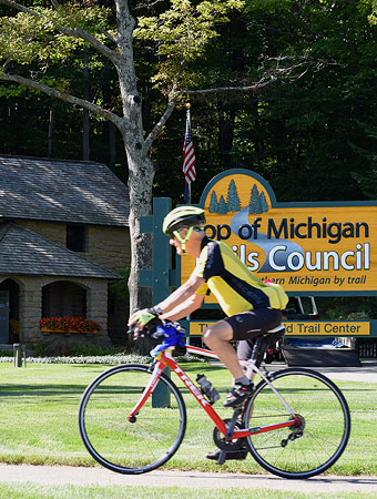Donate Trails Council Michigan